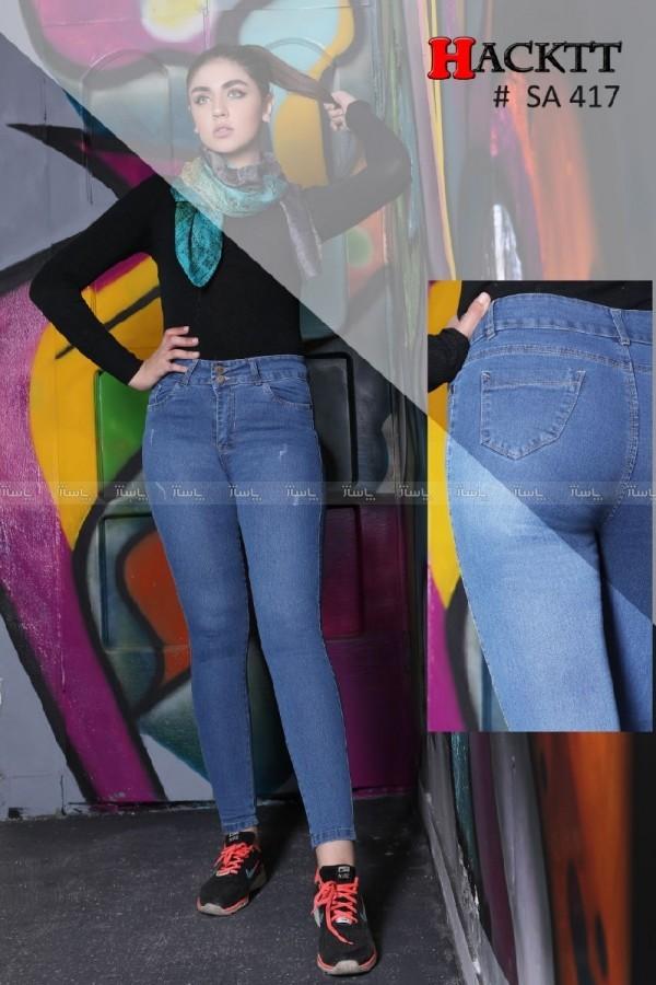 شلوار جین راسته-تصویر اصلی