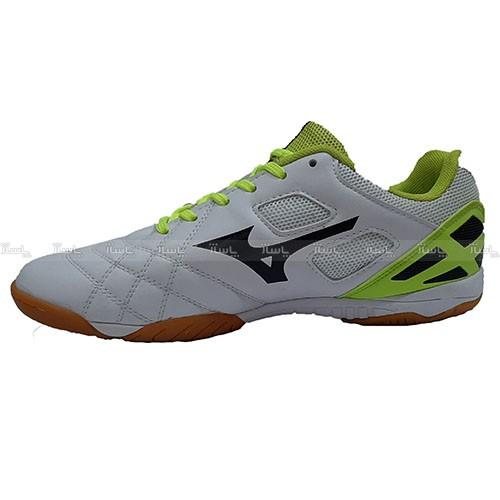 کفش فوتسال مردانه میزانو 9289 سفید-تصویر اصلی