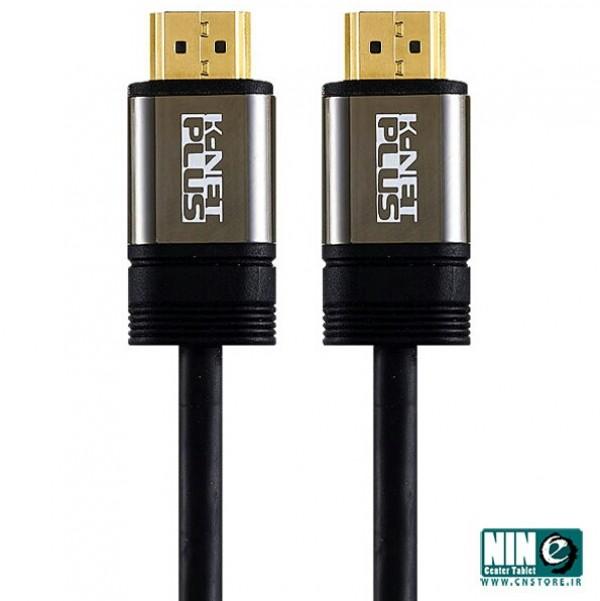 کابل2.0 HDMI کی نت پلاس به طول 10متر-تصویر اصلی