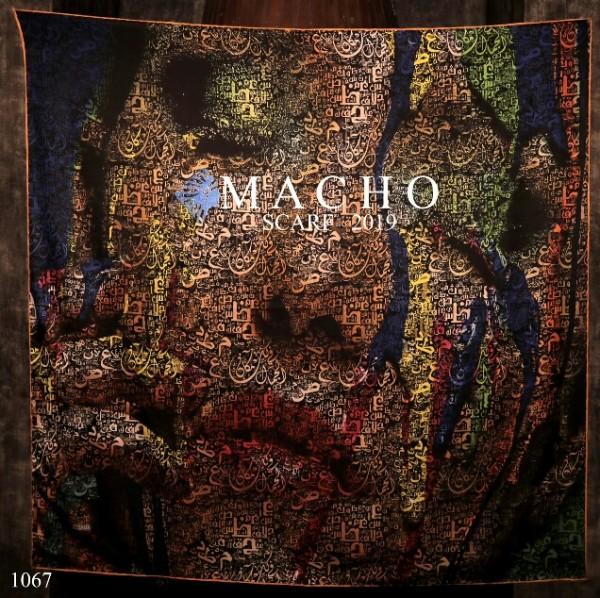 روسری زیبا کد ۱۰۶۷-تصویر اصلی