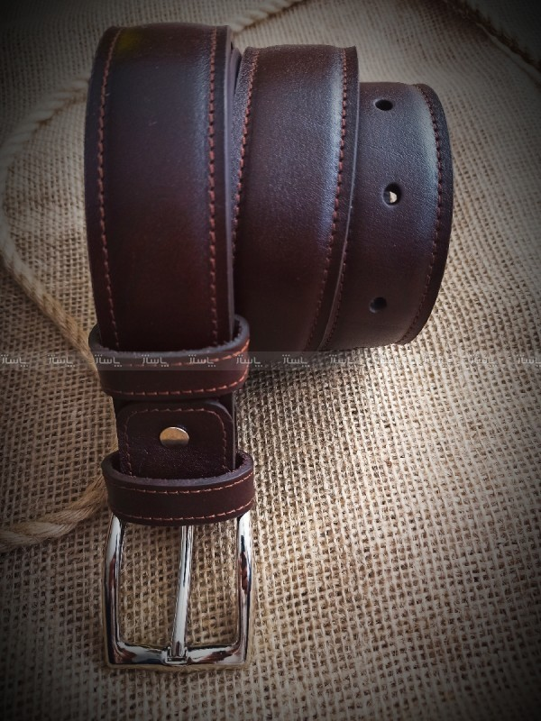 کمربند مردانه چرمی-تصویر اصلی