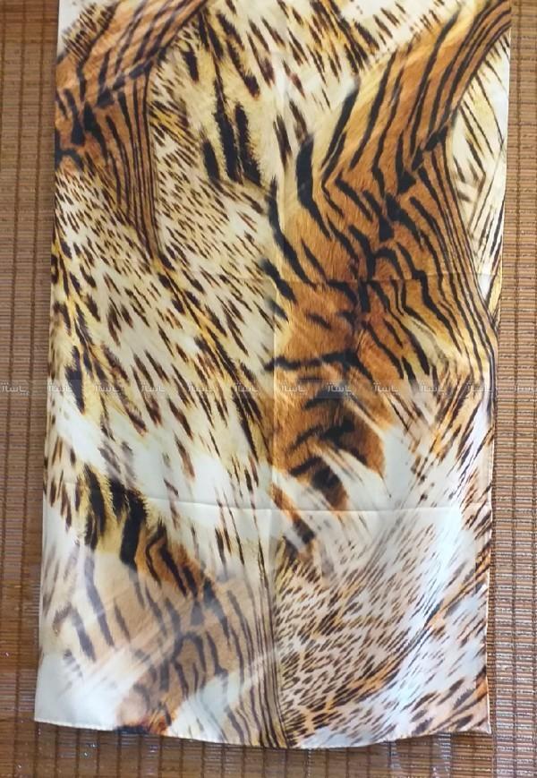 روسری پلنگی-تصویر اصلی
