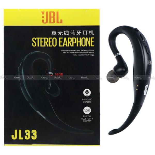 هدست بلوتوث تک گوش JBL JL33-تصویر اصلی