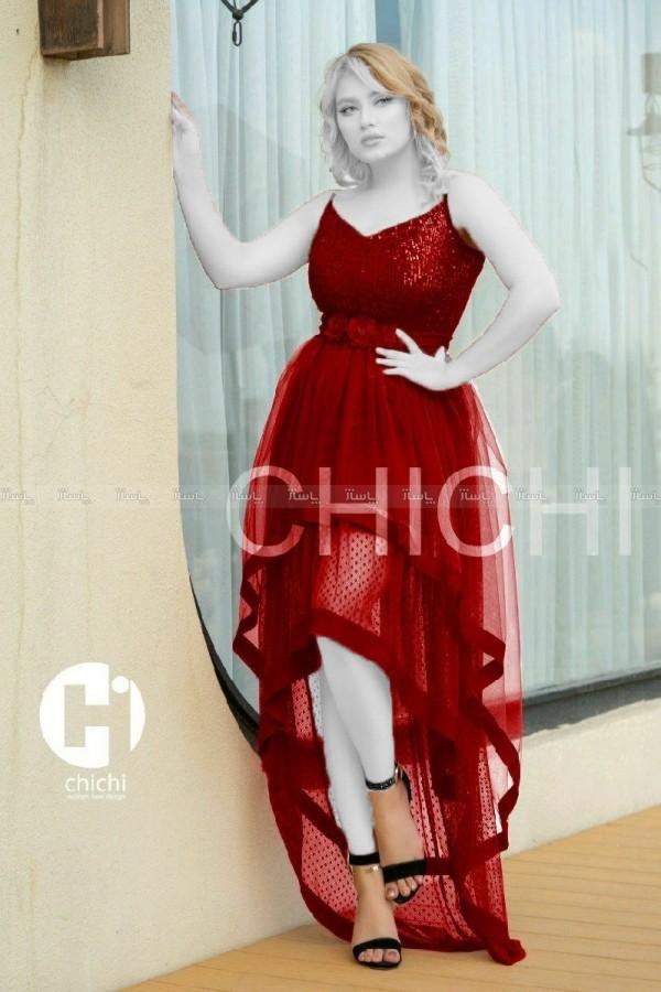 لباس مجلسی سرونازتونیک چی-تصویر اصلی