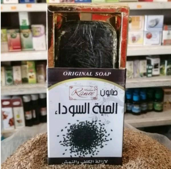 صابون ضدلک سیاهدانه باتجویزتکمیلی آقای عطار-تصویر اصلی