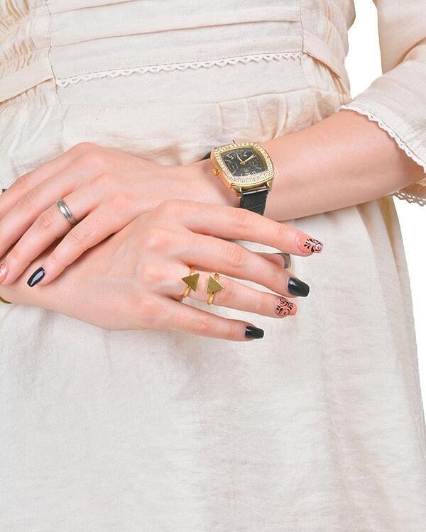 انگشتر زنانه دوبل مدل 2053-تصویر اصلی