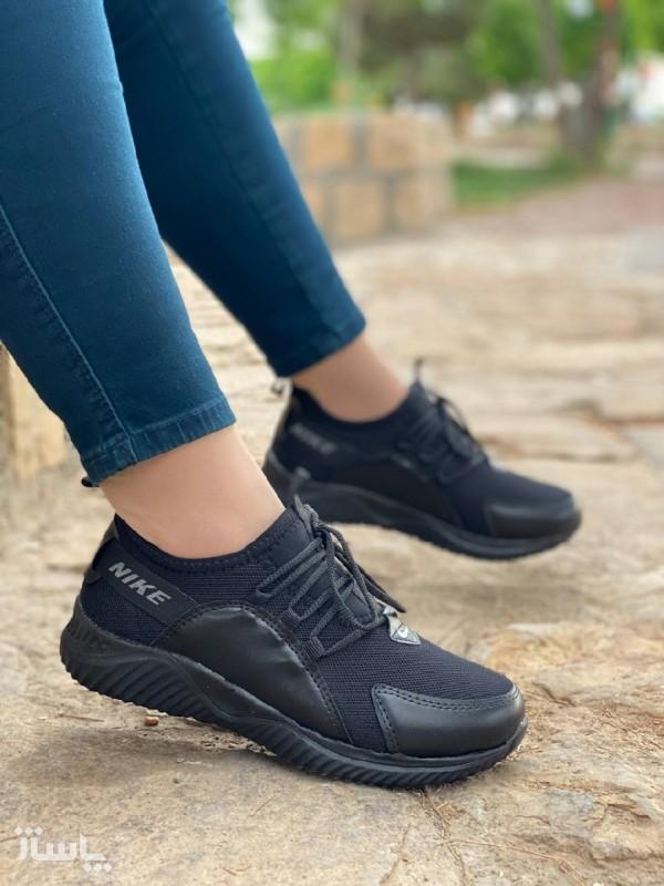 کفش کتانی بند تزئین-تصویر اصلی