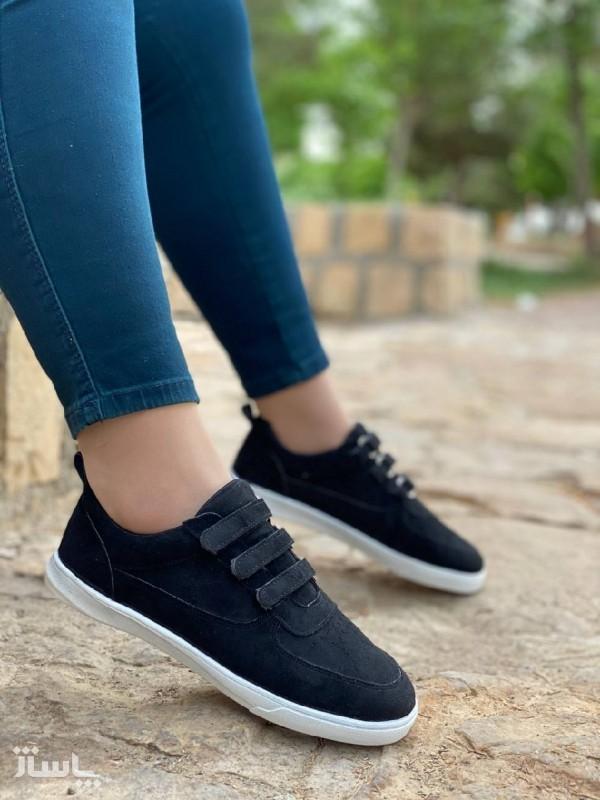 کفش کتانی سه چسب-تصویر اصلی