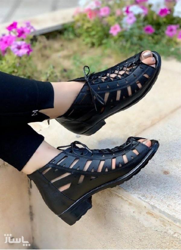 کفش مجلسی چرم-تصویر اصلی
