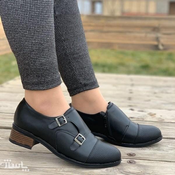 کفش مجلسی زیپی-تصویر اصلی