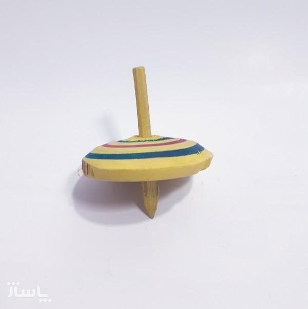 فرفره چوبی رنگی زیبا-تصویر اصلی
