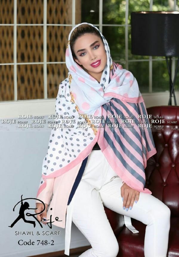 روسری نخی و پرفروش-تصویر اصلی