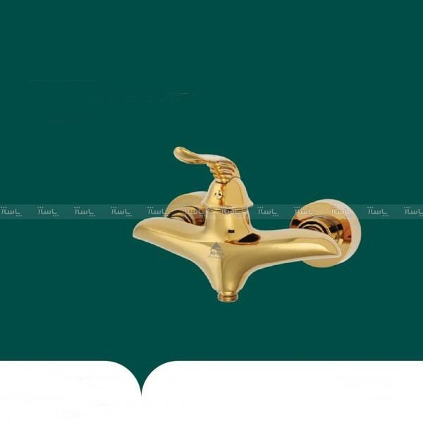 شیر توالت (آفتابه) آتریسا مدل الیزه طلایی-تصویر اصلی