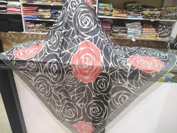 روسری حریر لامیز-تصویر اصلی