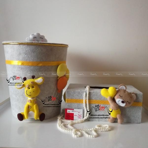 سطل و جادستمال عروسکی-تصویر اصلی