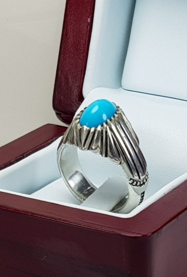 انگشتر فیروزه-تصویر اصلی