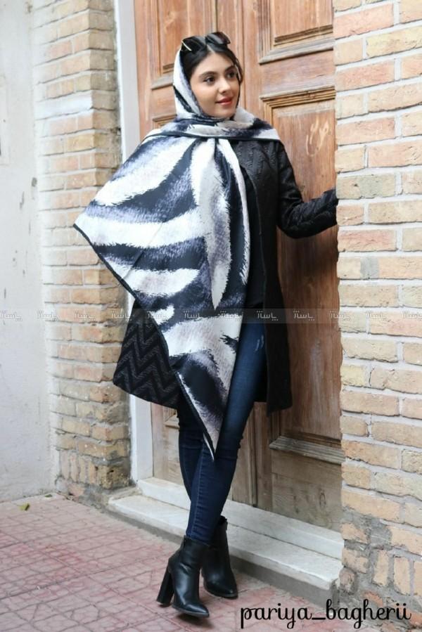 روسری نخی پاییزه کد ۰۵-تصویر اصلی