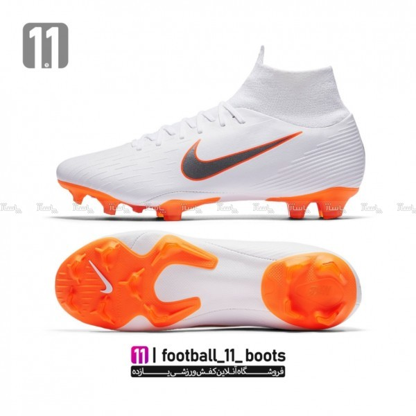 کفش فوتبال Nike mercurial superfly 6 Pro FG-تصویر اصلی