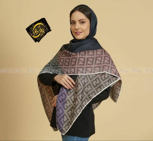 روسری پاییزه (fendi) s105-تصویر اصلی
