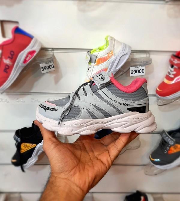 کفش اسپرت بچگانه-تصویر اصلی