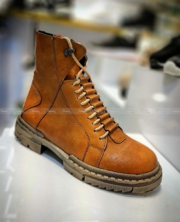 کفش نیم بوت دخترانه زنانه مدل تورکیه ۲۰۲۱-تصویر اصلی