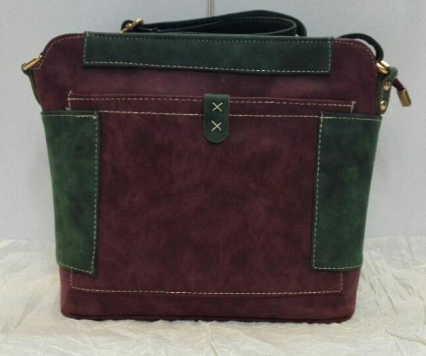 کیف دوشی هورس رنگی-تصویر اصلی