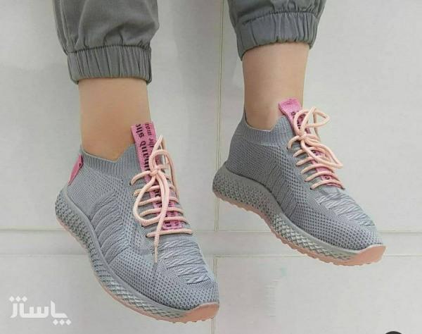کفش بافتی برند