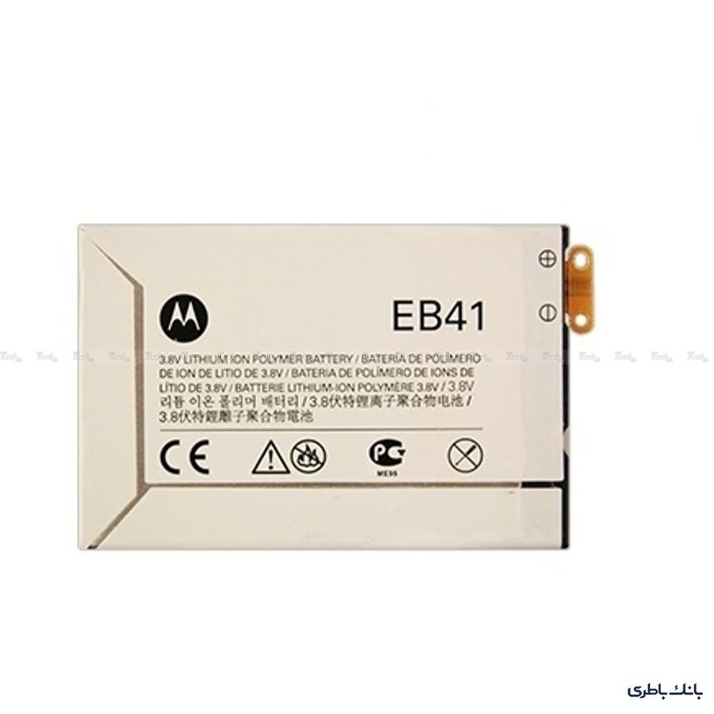 باتری موبایل موتورولا DROID 4 XT894 با کدفنی EB41-تصویر اصلی