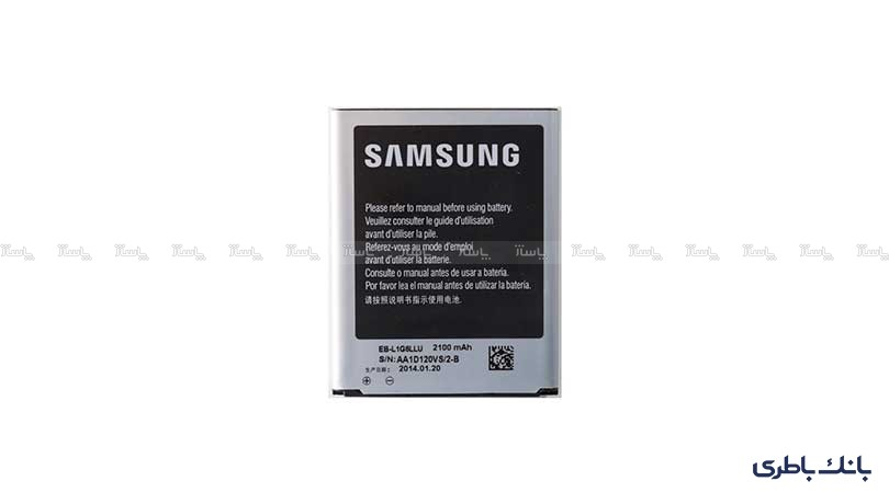 باتری موبایل سامسونگ Galaxy S3 با کدفنی EB-L1G6LLU-تصویر اصلی