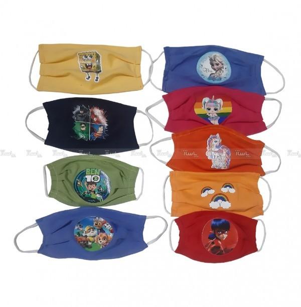 ماسک بچگانه-تصویر اصلی