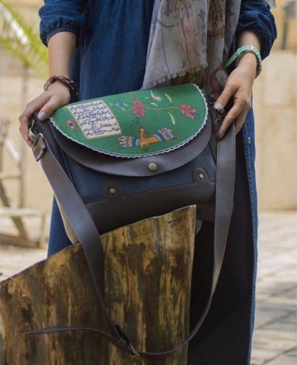 کیف دوشی چرم دودر-تصویر اصلی