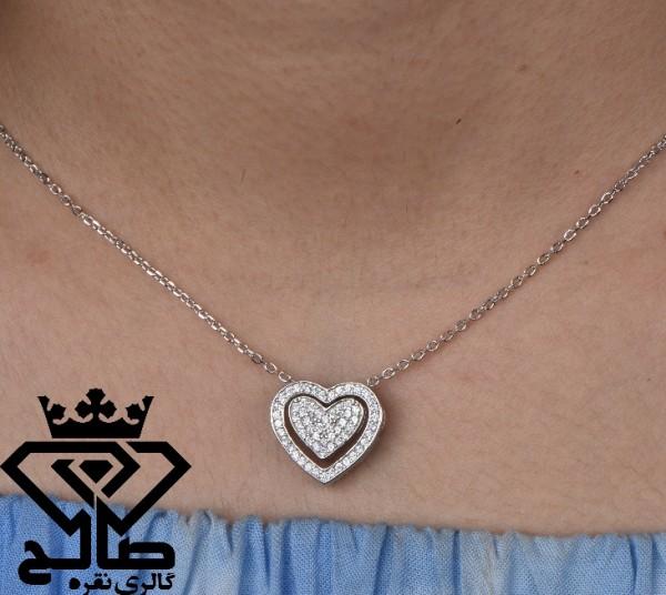 گردنبند قلب-تصویر اصلی
