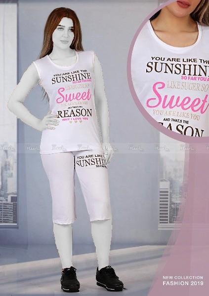 ست تاپ شلورک Sweet-تصویر اصلی