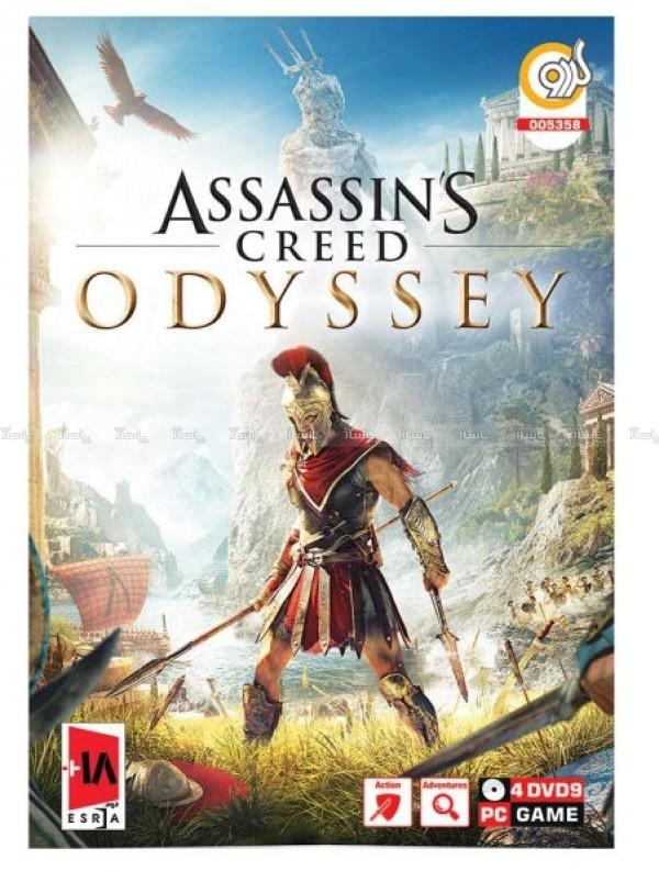 بازی Assassins Creed Odyssey مخصوص PC نشر گردو-تصویر اصلی