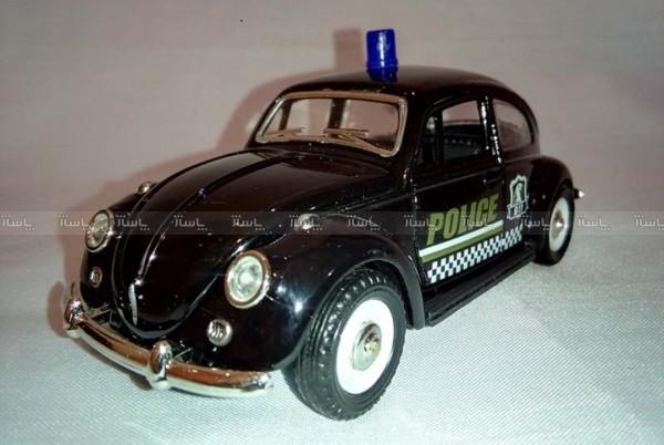 ماشین اسباب بازی فولکس پلیس-تصویر اصلی