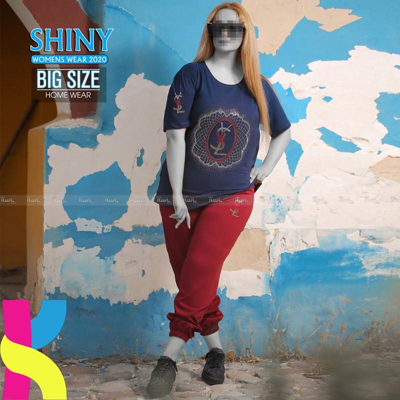 تیشرت شلوار سایز بزرگ-تصویر اصلی