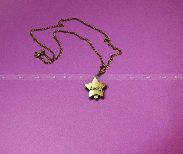 ساعت گردنی ستاره شانس-تصویر اصلی