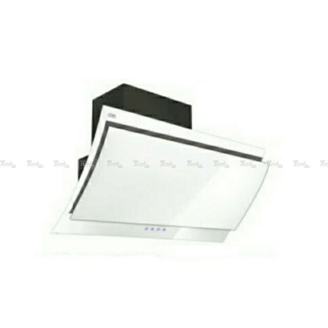 هود لمسی امگا مدل گلدن سفید-تصویر اصلی