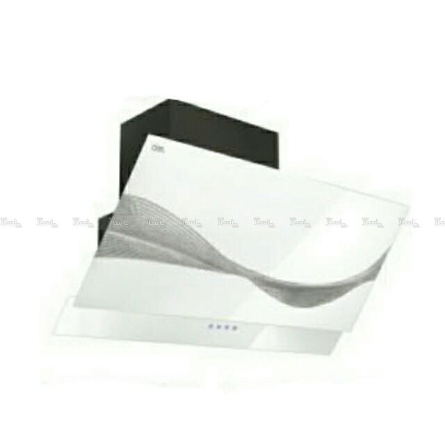 هود لمسی امگا مدل ایتال سفید-تصویر اصلی