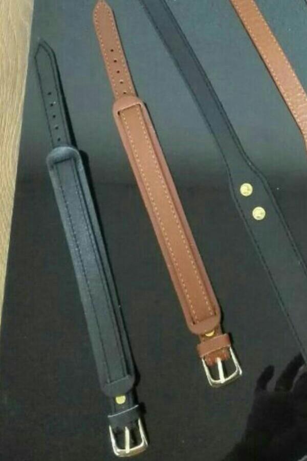 دستبندچرمی اسم فاطمه-تصویر اصلی