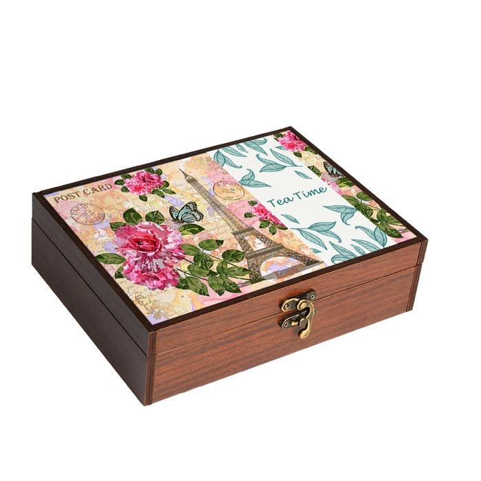 جعبه چای و نسکافه مدل 5014-تصویر اصلی