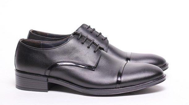 کفش چرم مردانه-تصویر اصلی