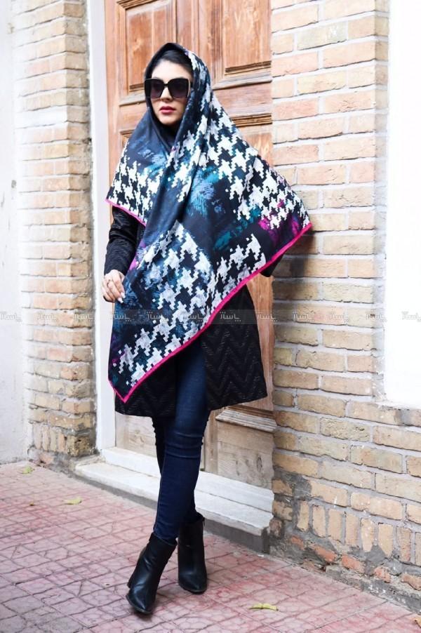 روسری نخ پاییزی-تصویر اصلی