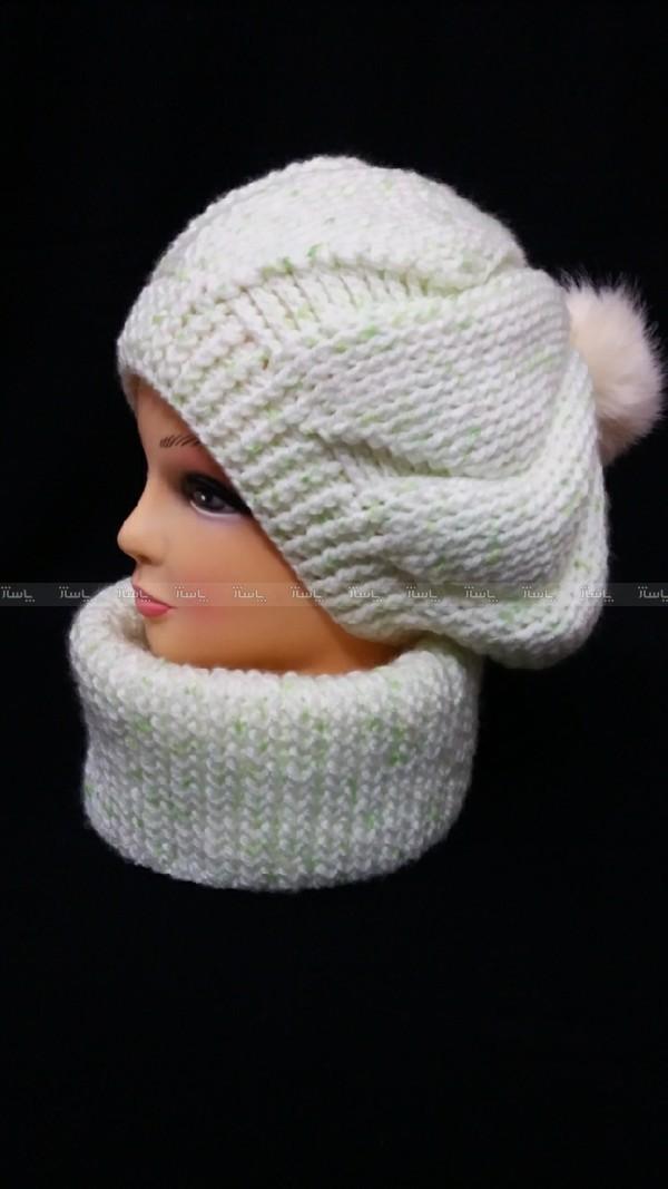 کلاه و شال دستبافت-تصویر اصلی