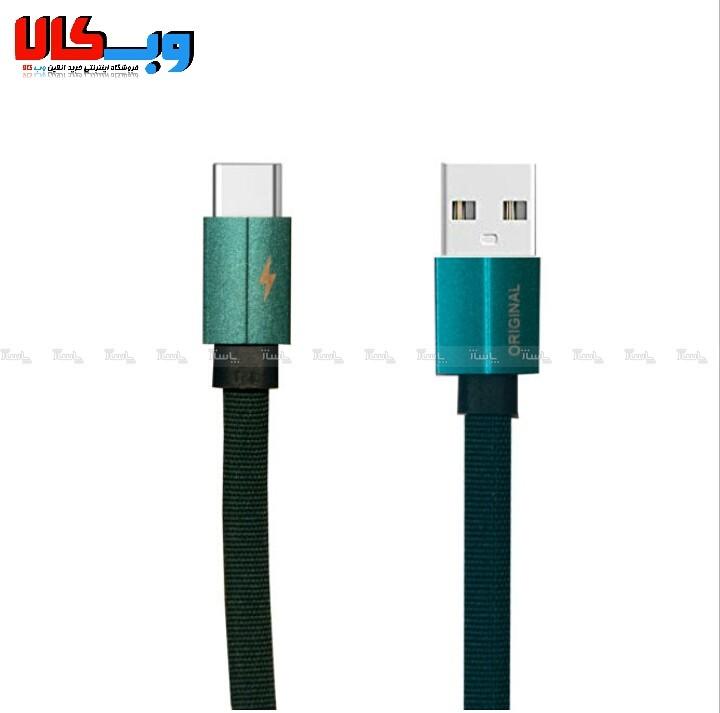 کابل تبدیل USB به USB-C مدل FPC طول 0.25 متر-تصویر اصلی