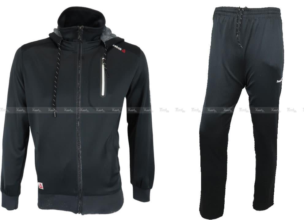 ست گرم کن و شلوار ورزشی مردانه REEBOK ری بوک KHP49-9001-تصویر اصلی