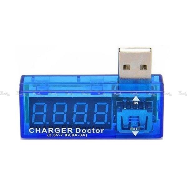 تستر درگاه USB و شارژ موبایل مدل T12-تصویر اصلی