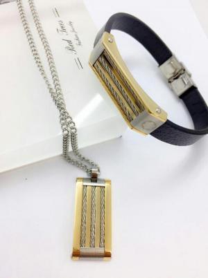 ست گردنبند و دستبند و انگشتر-تصویر 2