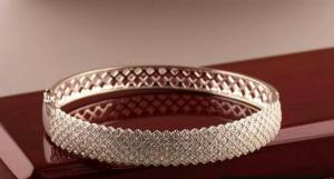دستبند نقره پرنس