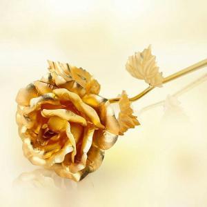 شاخه گل رز طلای نانو-تصویر 2